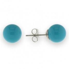 orecchini con perle briolet