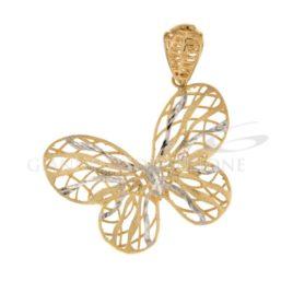 Pendente farfalla traforata cod.803321732158