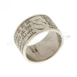 Anello con Preghiera cod.803321714242